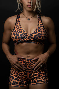 Jungle Leopard Bra