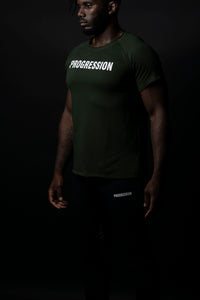 Black Progression Athletic Joggers