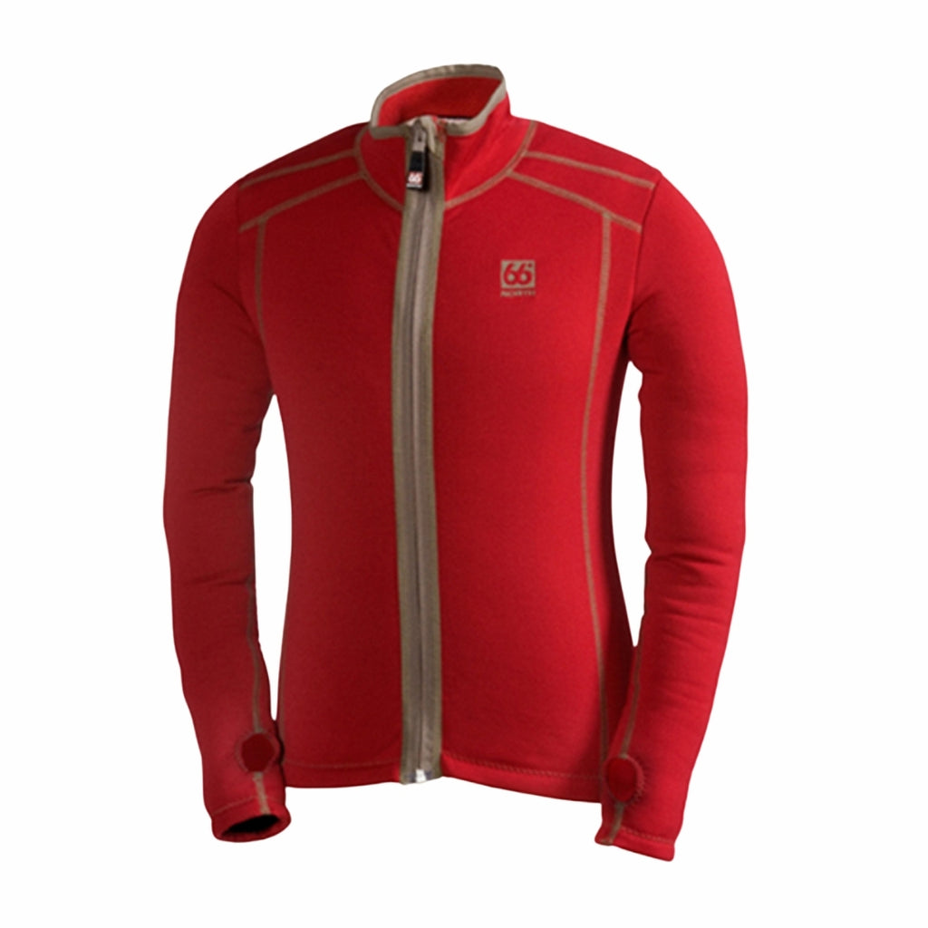 Loki Jacket - Red - 66 North-the little haven