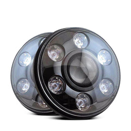 7 inch 60W Ultimate Daymaker Headlights For Jeep Wrangler