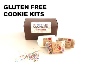 GLUTEN FREE COOKIE KITS