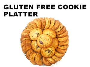 GLUTEN FREE HOLIDAY COOKIE PLATTERS