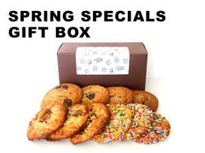 SPRING SPECIALS GIFT BOX