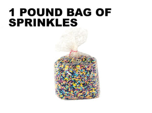 1 POUND BAG OF SPRINKLES