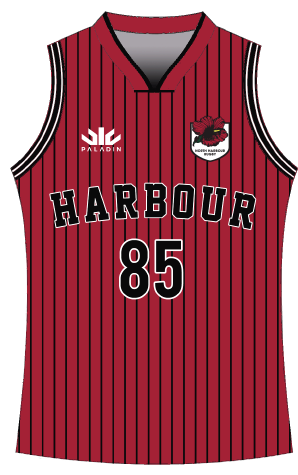 North Harbour Mitre 10 Basketball SInglet