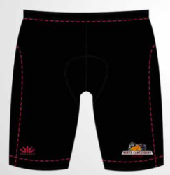 North Canterbury Basketball Rep Compression Shorts