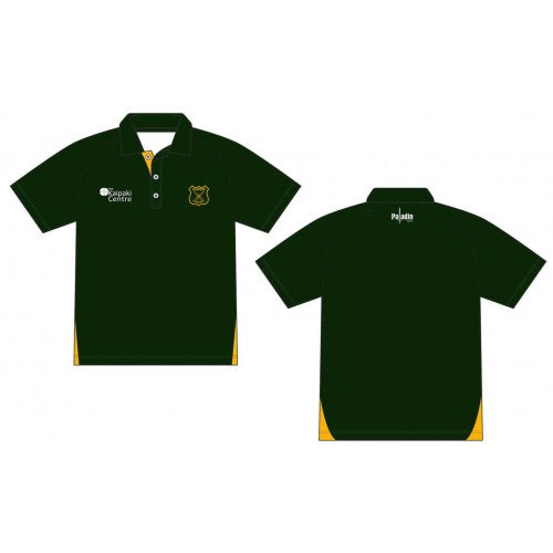 KAIPAKI DRESS POLO