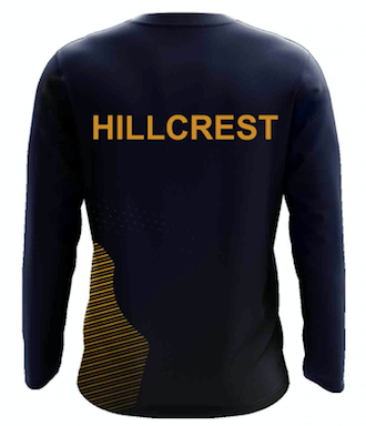 Hillcrest High School Long Sleeve T (Boys)