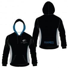 LONG BAY COLLEGE - FLEECE HOODY