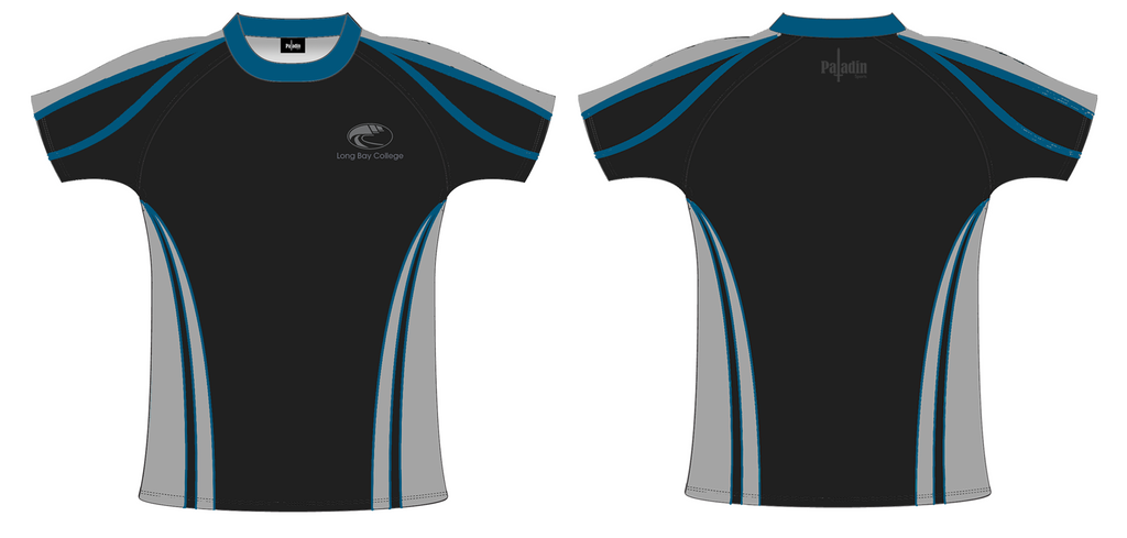 LONG BAY COLLEGE – GIRLS SPORT TOP FOR HOCKEY AND FOOTBALL (ALL TEAMS EXCEPT 1ST XI)