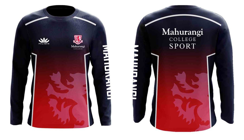 Mahurangi College Rash Shirt