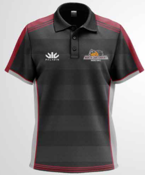 North Canterbury Basketball Rep Polo