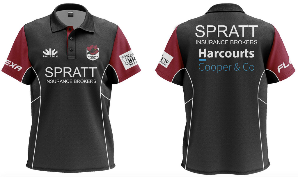 North Harbour Rugby Referees Polo