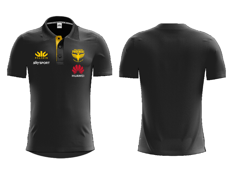 Wellington Phoenix Senior Supporters Polo