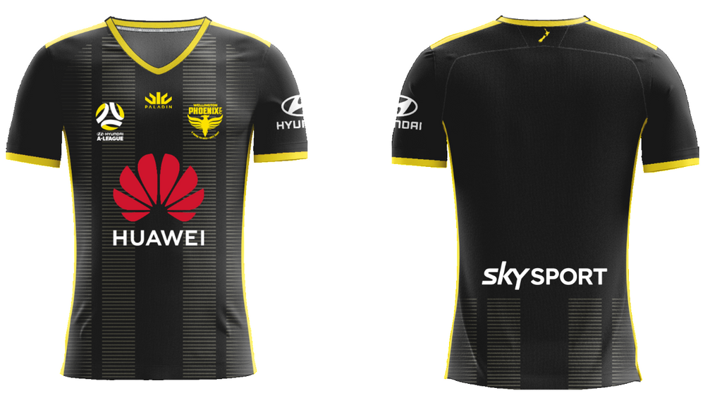 Wellington Phoenix Junior A-League Replica Away Jersey