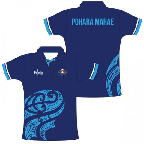 Pohara Marae - Sports Team Polo