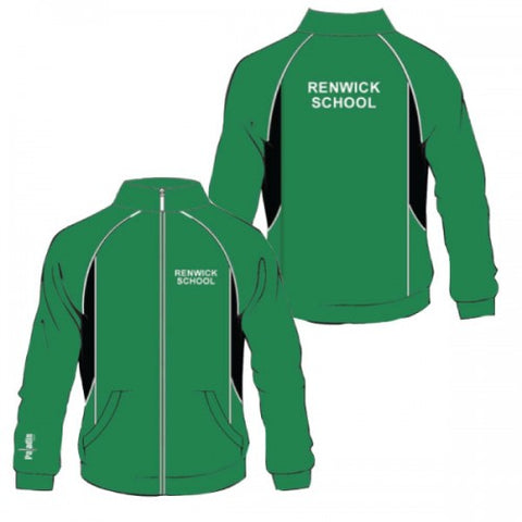 Renwick School - Full Zip Sweater