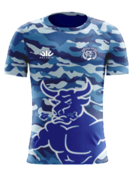Hauraki North Rugby Club Warm up Tee