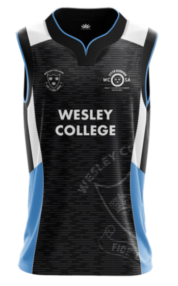 Wesley College 175th Reunion NBA Singlet Unisex