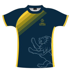 Takapuna Grammar School PE Sports Institute Shirt (Female)