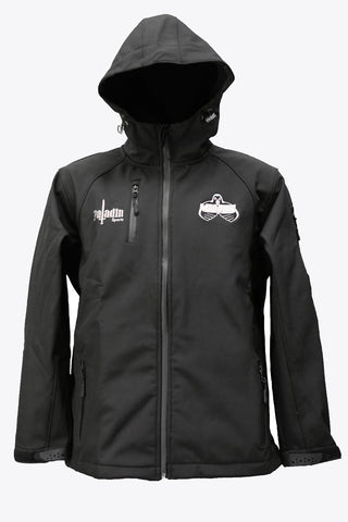 Hawke's Bay Magpies Soft Shell Jacket (Womens)