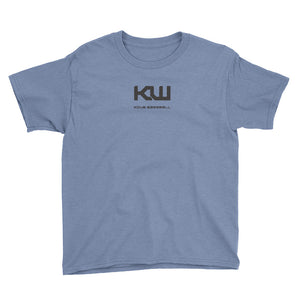 Kdub Baseball-Youth Short Sleeve T-Shirt