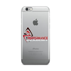 The Performance Academy iPhone 5/5s/Se, 6/6s, 6/6s Plus Case
