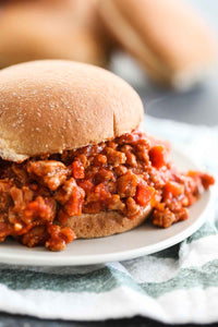 Turkey Sloppy Joe (recipe)