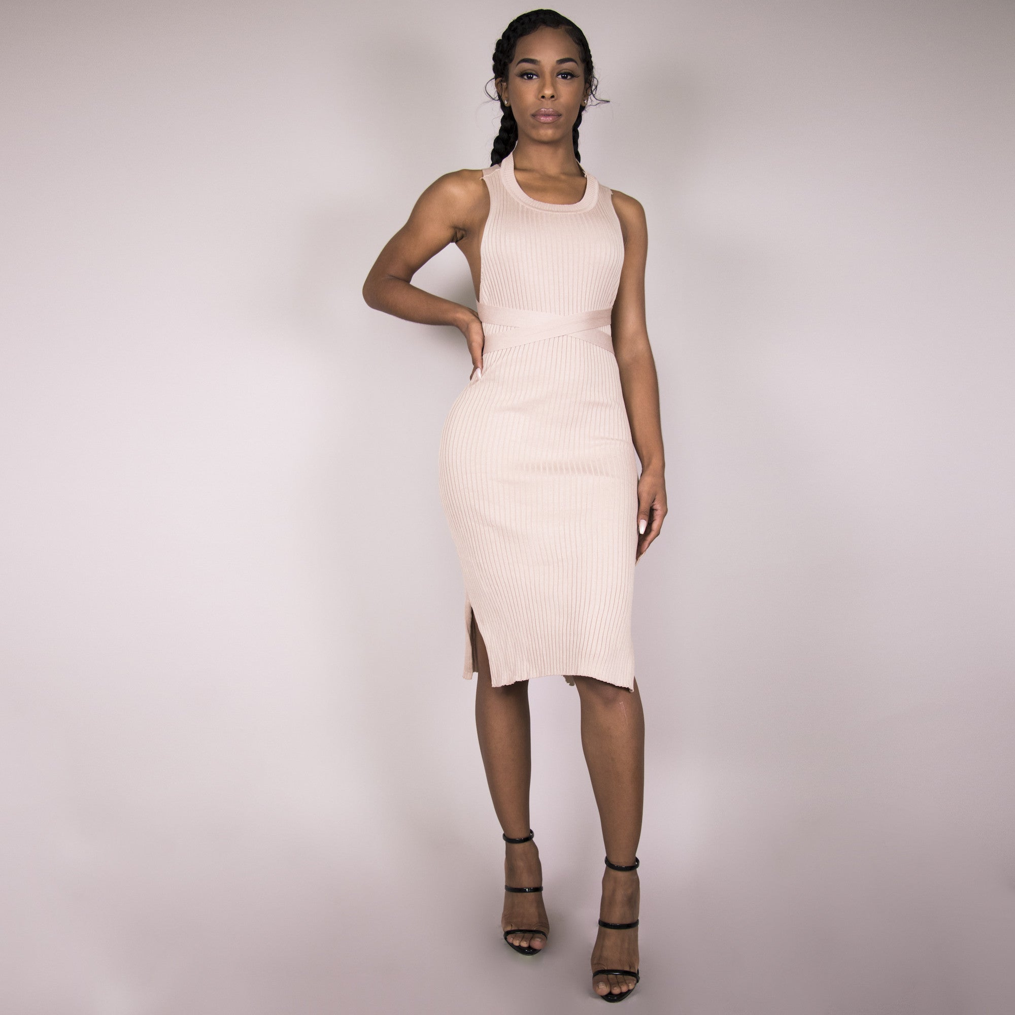 Brittany Bandage Dress