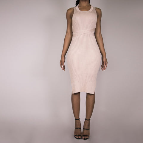 Nikki Mini Pencil Dress