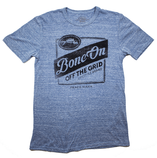Bone On Sportswear | Off the Grid | Eco Triblend