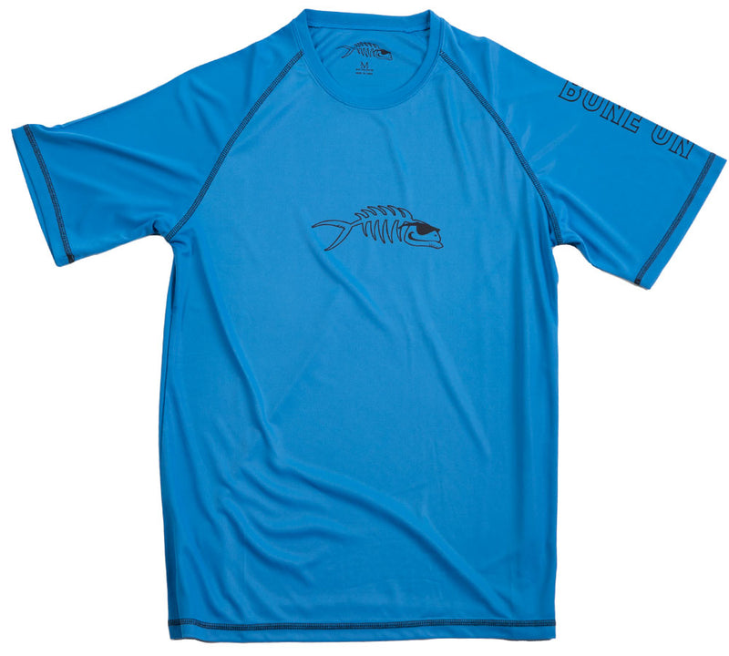 Bone Dry Mens Daybreak Fishing Shirt Short Sleeve