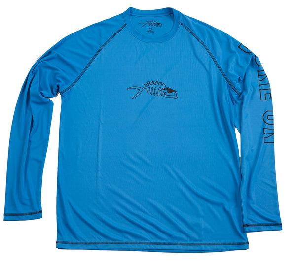 Bone Dry Mens Daybreak Fishing Shirt