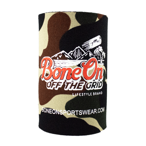 Bone On Sportswear | Camo Kolder Holder