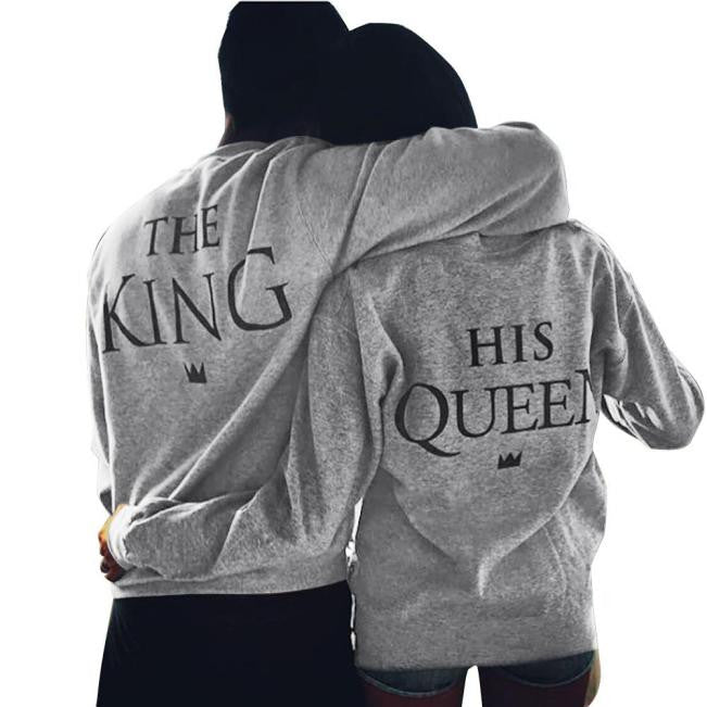 Queen & King Couple Shirt