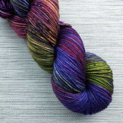 Sweater Weather Worsted - Wine on the Vine