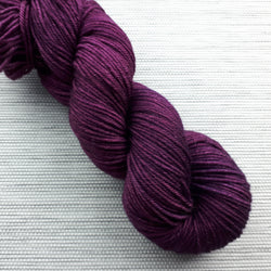 Sweater Weather Worsted - Prairie Berry