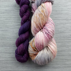 Take a Hike Sock - Tea Room + Prairie Berry Set