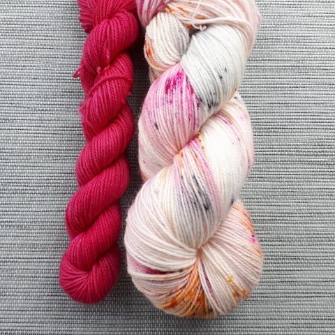 Take a Hike Sock - Princess Tiger Cub + Dragonfruit Set