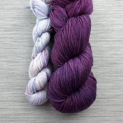 Take a Hike Sock - Prairie Berry + Sweet Dreams Set
