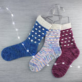Snow Globe Socks Kit