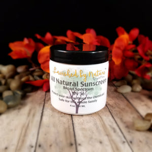 Lavished by Nature - by Crystal Marie - Lavished by Nature - by Crystal Marie, Sunscreen - butter