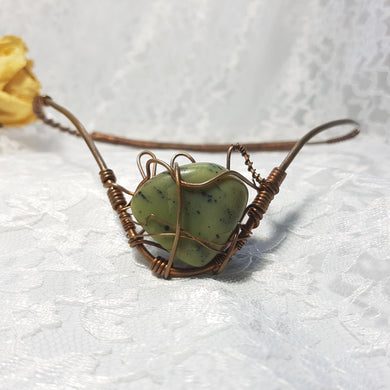 Nephrite Jade Crown