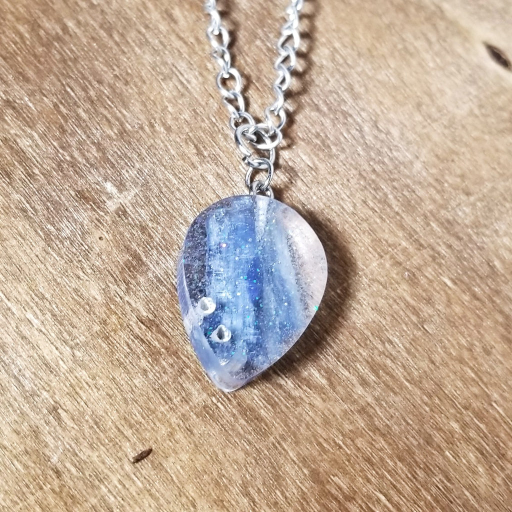 Twilight Kyanite Necklace