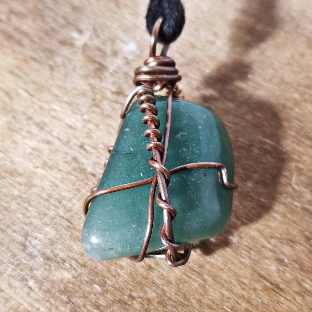Green Aventurine Necklace