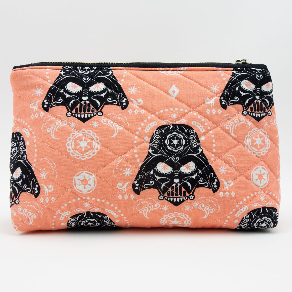 Darth Vader Medium Pouch - Pink