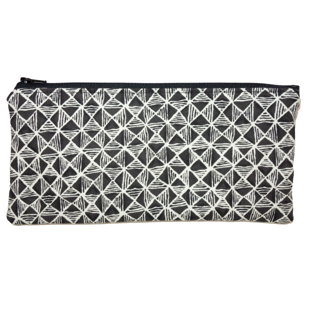 Triangles Pencil Pouch