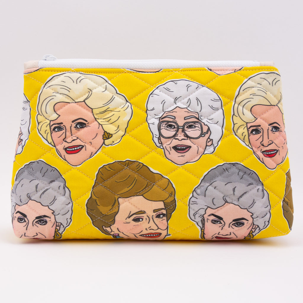 Golden Girls Medium Pouch