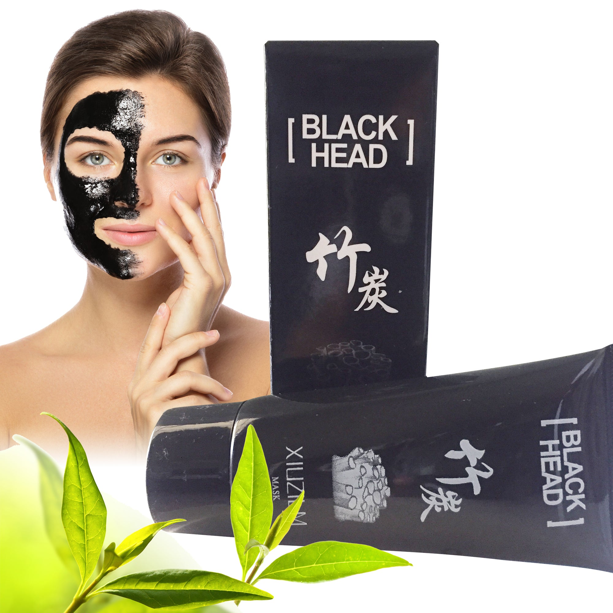 Charcoal Peel Off Blackhead Remover Deep Cleansing Purifying Mask