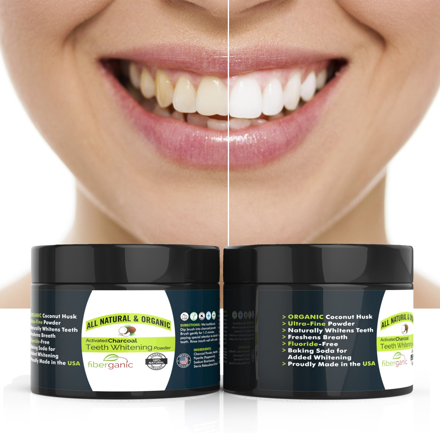Is Charcoal Toothpaste the Answer to Whiter Teeth